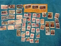 Nice Stamp collection