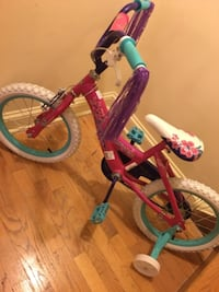 "16"" Huffy Girls Glitter bike null"