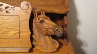 BEAUTIFUL HORSE HEAD-WALL HANGER WASHINGTON