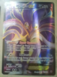 Pokemon Trading card game Full Art Malamar EX Downey, 90242