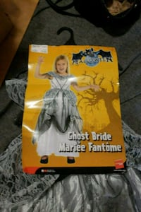 ghost bride children's costume Toronto, M1K 4E1