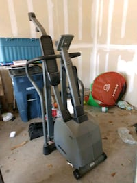 black and gray elliptical trainer Fort Worth, 76244