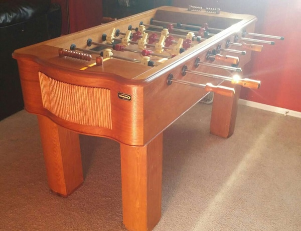 Astounding Used Halex Foosball Table Download Free Architecture Designs Scobabritishbridgeorg