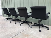 Lot of 4 Office Chairs Hayward, 94545