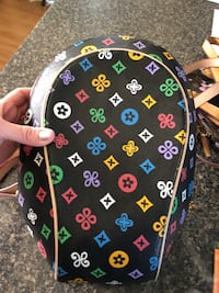 LV Louis Vuitton style backpack Shasta Lake, 96019