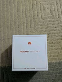 Brand new in box Huawei Watch 2 Android Watch Brampton, L6W 2K9