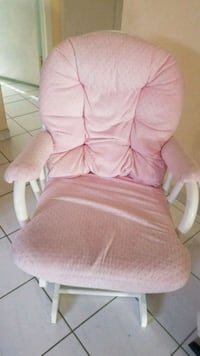baby's white and pink Glider Miami, 33127