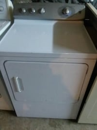 white front-load clothes dryer Rocky Mount, 24151