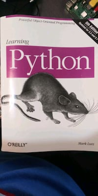 Learning python 5th edition