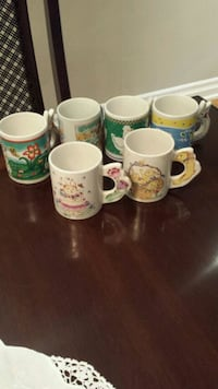 Bunny Mugs with Bunny Handles  Vaughan, L6A 1A8