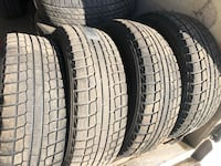 WINTER TIRES USED 205/65/15 Mississauga, L5C 1T8