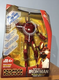 Iron Man Figure