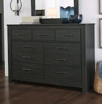 High Quality Brand New Brinxton Black Dresser for Sale in Baltimore Baltimore, 21201