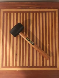 Rubber mallet Washington, 20002