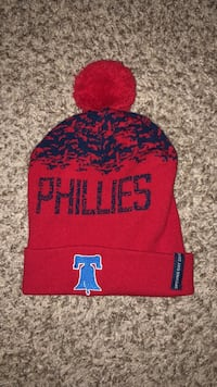 Phillies 2018 Opening Day Knit Hat