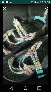 Girl size 13 chaco  Knoxville, 37920