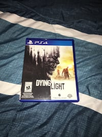PS4 game dying light St. Albert, T8N 2Y1
