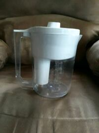 Filtered water by Brita