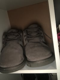 Ugg grey Bridgeport