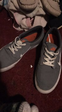 pair of black-and-white Nike sneakers Ogden, 84404