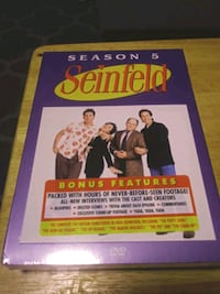 Seinfeld complete seasons 5 and 6