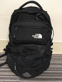 The North face black Recon backpack. Lightly used and great condition. Bag only, contents in picture are for illustration purposes only . New York, 10019