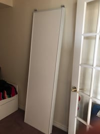 white wooden cabinet with mirror Toronto, M3H 3N1