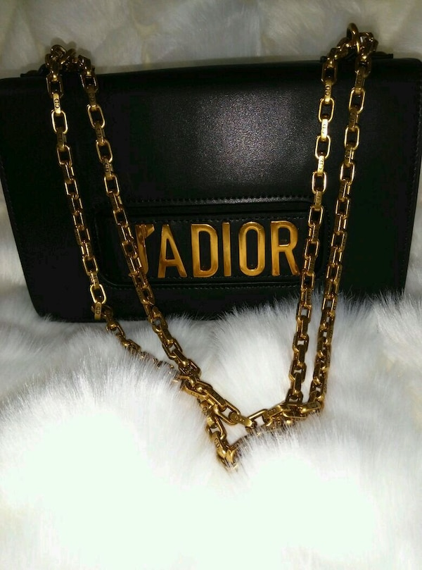 dior bag with box
