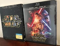 NEW Star Wars: The Force Awakens Blu-Ray + DVD + Digital Copy + Reston, 20191