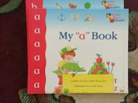 A-Z My first books. ONE book for each letter!! Columbia