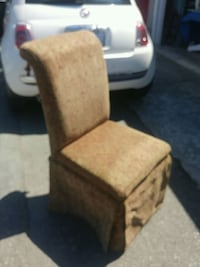 Bombay chair..negotiable Vancouver
