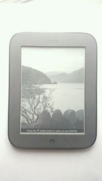 black Nook e-book reader Frederick, 21703