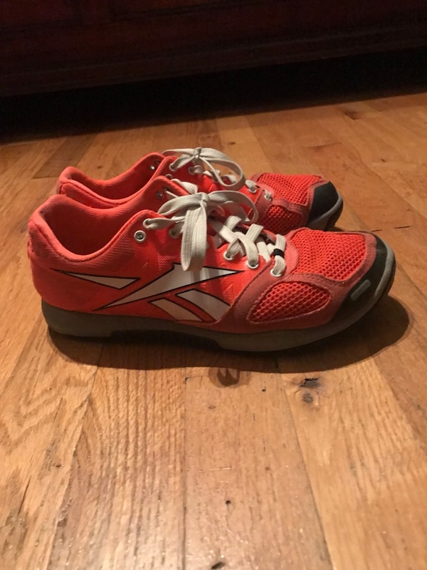 07233a142c26a Used Reebok Crossfit Sneakers Size 7 for sale in Chattanooga - letgo