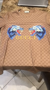 Gucci shirt  Vaughan, L4H 2Z2