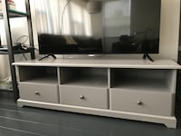 TV stand with drawers - grey Hamilton, L8P 1X7