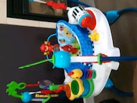 white, blue, and green crib mobile Coquitlam, V3C 5X5