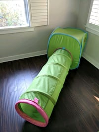 Baby child tent + play tunnel Los Angeles, 90016