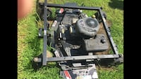 Polaris 60 inch push or pull mower 87 km