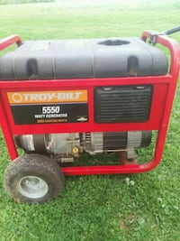 red and black Troy-Bilt portable generator Taneytown, 21787
