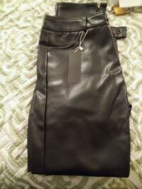 Girls size M winter leather pant Burnaby, V5J 4H3