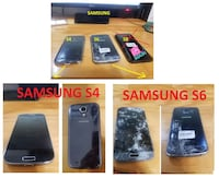 Samsung S4 / S6 for Parts