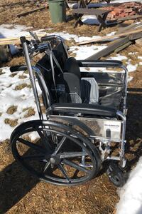 Guardian east care 2000 Wheel chair
