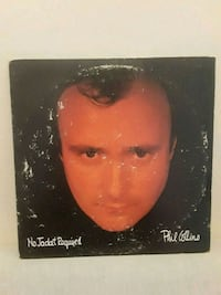 Phil Collins original vinyl Chicago, 60625