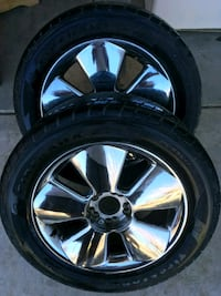 17s Rims and Tires.