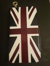 Brand NEW Aspinal of London British flag clutch Raleigh, 27609