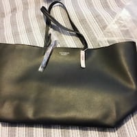 Leather victoria secret tote bag Danbury, 06810