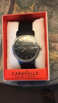 Brand new with box caravelle watch, designed by bulova. Alexandria, 22315