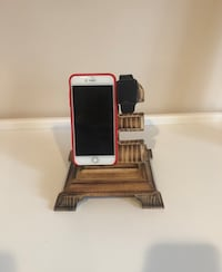 Gorgeous rustic phone and watch holder Mc Lean, 22101