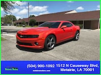 Used 2013 Chevrolet Camaro for sale Metairie