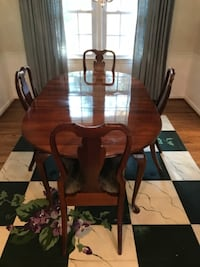 1953 Pennsylvania House Cherry Dining Table WASHINGTON